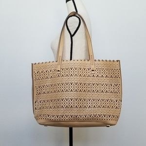 Stella & Dot Avalon perforated tote
